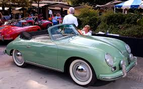 green porsche convertible 1956 porsche 356a 1600 cabriolet light green fvr other makes