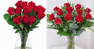 tesco launch dozen roses bouquet for s day and it s 47