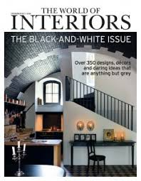 World Of Interiors Blog Rooms We Love Pyne Hollyhock In The World Of Interiors