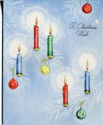 434 best cards christmas candles images on pinterest vintage