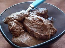 cuisiner marrons mousse au chocolat à la crème de marrons mousses desserts vegan