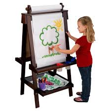 magnetic easel for toddlers kids easels you ll love wayfair