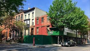 A Place Lore Landmarks Preservation Commission Approves Reconstruction Plan For