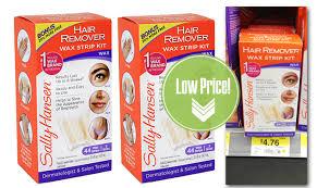 walmart hair salon coupons 2015 sally hansen wax kit only 2 76 at walmart 8211 save 2 00