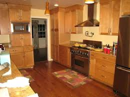 Paint Color Ideas For Kitchen With Oak Cabinets Honey Oak Kitchen Cabinets Wall Color Faced