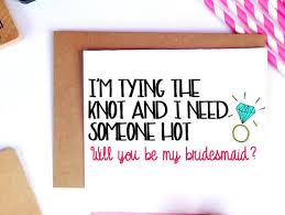 Ask Bridesmaids Cards The 25 Best Funny Bridesmaids Ideas On Pinterest Brides Maid