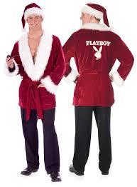 playboy hef u0027s santa jacket costume buycostumes com