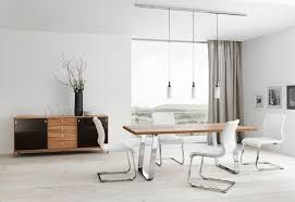 white modern dining table set white modern dining room square dark brown wooden table intended for