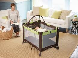 Graco Pack N Play Bassinet Changing Table Graco Pack N Play Playard Bassinet With Automatic