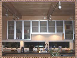Menards Cabinet Doors Mounting Glass In Cabinet Doors Frosted Glass Kitchen Cabinet