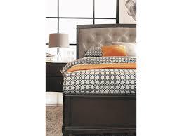 bedroom verona upholstered headboard bed queen
