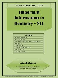 important note sle dentistry dental composite mouth