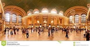 Grand Central Terminal Map Interior Of Grand Central Station In New York City Editorial Stock