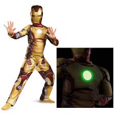 ironman halloween costume iron man 3 officially licensed costumes