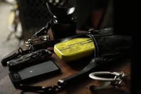 motorola deck bluetooth speaker lemon lime color buy motorola