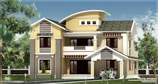 villa design kannur house plan sq ft kerala model prime eco