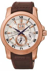 where to buy a calendar men watches where to buy seiko snp096p1 men s premier kinetic