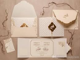 gatefold wedding invitations hot sting invitation pocket card fresh gold foil printing