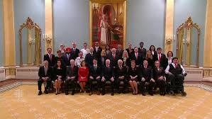 The Cabinet In Government Canada