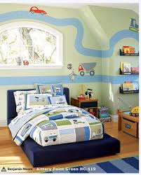 kids room decor ideas bedroom baby paint awesome boy bedding