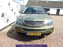 lexus compact suv used cars2africa