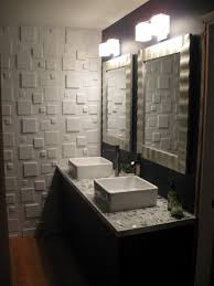 Wood Tile Bathroom by Accessories Heavenly Modern Bathroom Decoration Using Mahogany