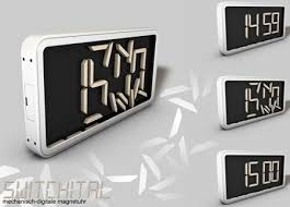 cool digital clock switchital clock i want one pinterest clocks manners and