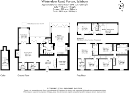Salisbury Cathedral Floor Plan by 5 Bedroom Detached House For Sale In Winterslow Road Porton