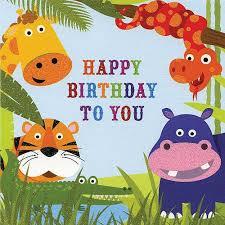 happy birthday card child birthday card printable best free kids