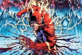 the upcoming flash movie will be called flashpoint u2014 and that u0027s a