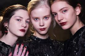 2016 hair and fashion autumn winter 2016 hair and makeup trends