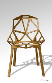 Esszimmerstuhl Frida Chair One By Konstantin Grcic Masterpieces Of The Past