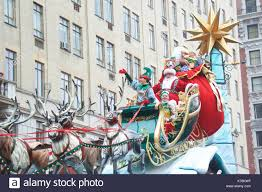 santa claus the 88th annual macy s thanksgiving day parade in new