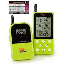 Backyard Grill Wireless Grilling Thermometer by Top 5 Best Maverick Et 733 Long Range Wireless Dual Probe Bbq