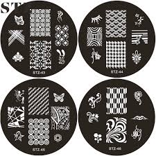 nail art stamping kit salon express image collections nail art
