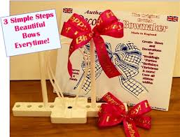 ribbons wholesale decofun ribbon bow maker wholesale the easy bow maker that works