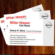 Sales Business Card Business Card Design