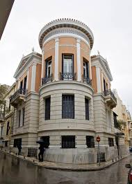 neoclassical homes neoclassical building in plaka greece luxury homes mansions