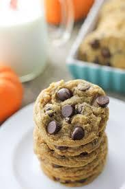 cookies cuisine az chewy pumpkin chocolate chip cookies baked in az