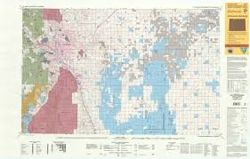 Maps Colorado Springs by Co Surface Management Status Colorado Springs Map Bureau Of Land