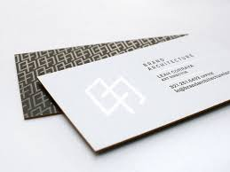 New Business Cards Designs Brand Architecture Inc Business Card Branding Corporate Identity