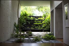 Home Construction And Decoration Cascading Concrete Construction With Exterior Design Inertiahome Com