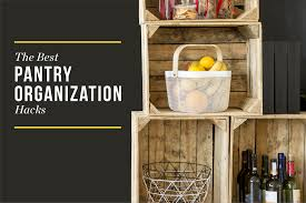 How To Organize Your Kitchen Pantry - 5 ways to organize your pantry and keep it organized kitchn