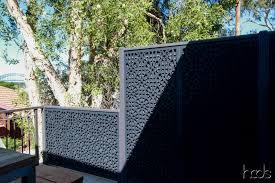 backyard privacy screens diy home outdoor decoration