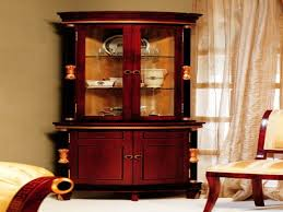 Small Corner Cabinets Dining Room China Cabinet Sideboards Interesting Buffet China Cabinet Oak