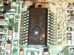 failure of electronic components wikipedia