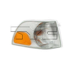 turn signal parking light assembly turn signal parking light assembly nsf certified front right tyc