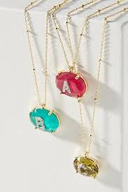 necklace with photo pendant images Delicate necklaces for women anthropologie