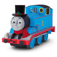thomas tank engine festive engine ornament