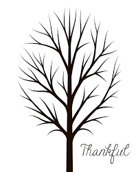 thanksgiving print out wife mommy me my thankful tree craft printable